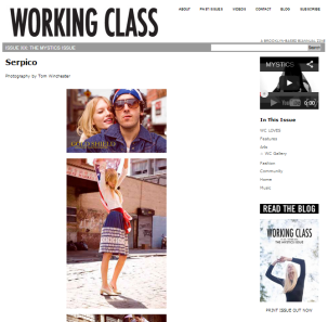 Working Class Issue IV