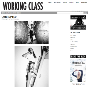 Working Class Issue V