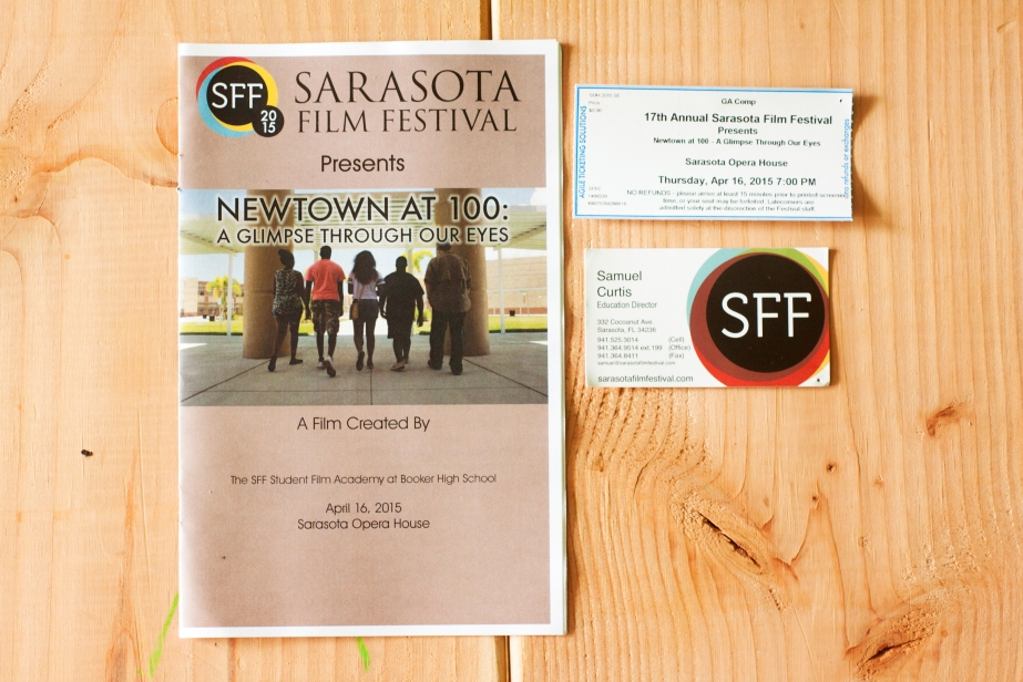 Newtown at 100: A Glimpse Through Our Eyes @SFF